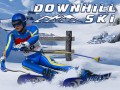 Spill Downhill Ski