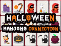 Spill Halloween Mahjong Connection