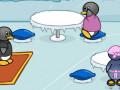 Spill Penguin Diner