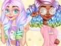 Spill Princesses Kawaii Looks and Manicure