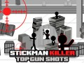 Spill Stickman Killer Top Gun Shots