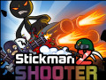 Spill Stickman Shooter 2