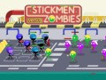 Spill Stickmen vs Zombies